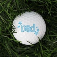Dad Golf Ball